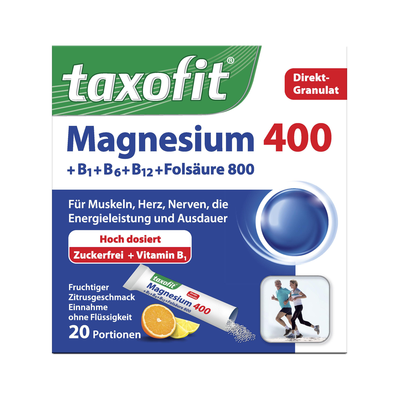 magnesiumoxid nahrungsergänzung